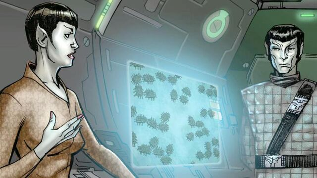 File:T'Uerell works with Romulans.jpg