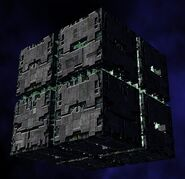 Borg tactical fusion cube