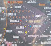 Delphic Expanse