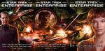 The Romulan War Triptych