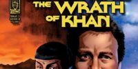 The Wrath of Khan, Issue 1