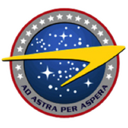 United Earth Starfleet emblem
