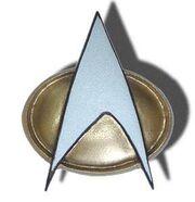 Star Trek TNG Commbadge