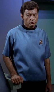 McCoy medical tunic