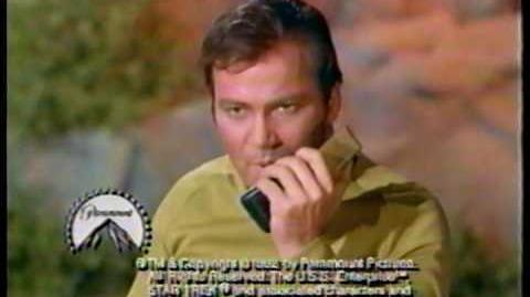 Star Trek Columbia House VHS Commercial