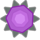 File:Starve.io Amethyst Spike.png