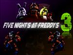5 Nights At Freddy's 3 (SpartanPro1) Fan made