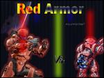 SpartanPro1 - Red Armor & Halo 4 Similarities