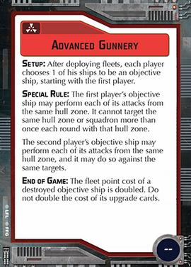 Advanced-gunnery
