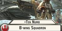 Ten Numb B-Wing Squadron