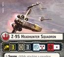 Z-95 Headhunter Squadron