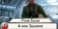 Tycho Celchu A-wing Squadron
