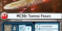 MC30c Torpedo Frigate