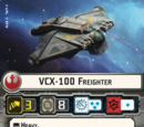 VCX-100 Freighter