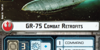 GR-75 Combat Retrofits