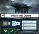 Gozanti-class Cruisers