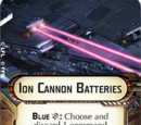 Ion Cannon Batteries