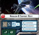Nebulon-B Support Refit