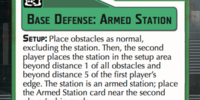 Base Defense: Armed Station