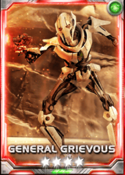 General Grievous -Cunning Fighter-