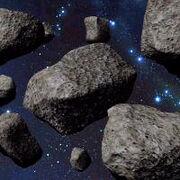 Cularin asteroid belt