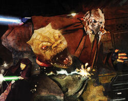 Stark Hyperspace War by John Van Fleet