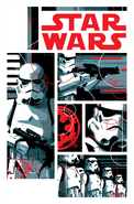 Star Wars 21 announcement cover