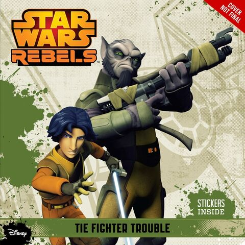 File:TIE Fighter Trouble Cover.jpg