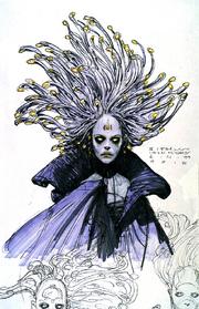 Female Sith Concept Art
