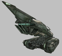 RepCom trandoshanlander deployed