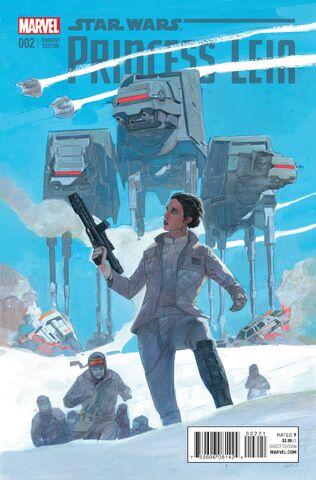 File:Star Wars Princess Leia Vol 1 2 Alex Mareev Variant.jpg