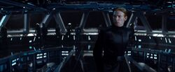 Hux on the bridge