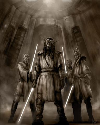 File:Rough sketch Jedi by chrisscalf.jpg