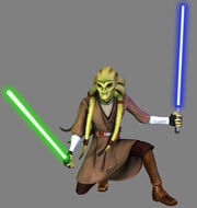 Kit Fisto TCWLD