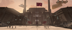 RepublicMilitaryBaseCourtyard-TWJ