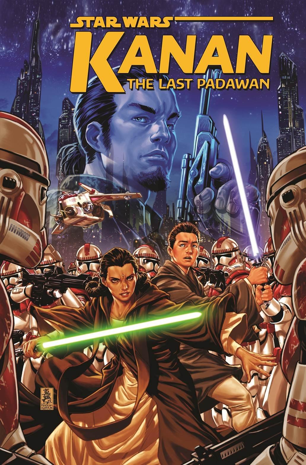 Star Wars: Kanan Book I: The Last Padawan | Wookieepedia ...