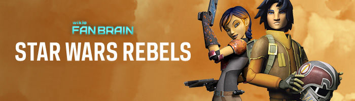 Star Wars Rebels Fan Brain Header