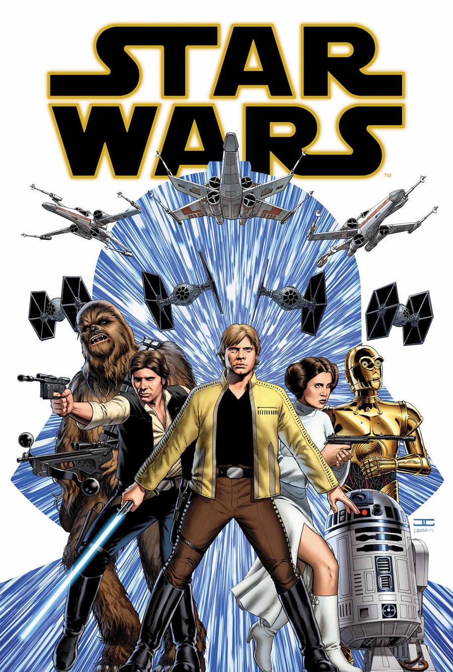 Image result for Star Wars 1 Marvel