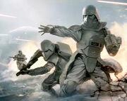 Snowtrooper Captain