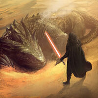 Dragon Slayer SWG AoD by Michael Pedro
