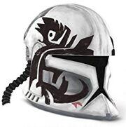 Warthog's helmet