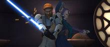 Obi-Wan Sateen