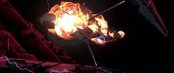 Malevolence destroys Venators