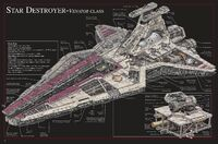 Venator Class Star Destroyer CS