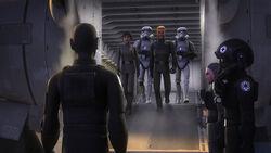 Pryce and Kallus visit Skystrike Academy