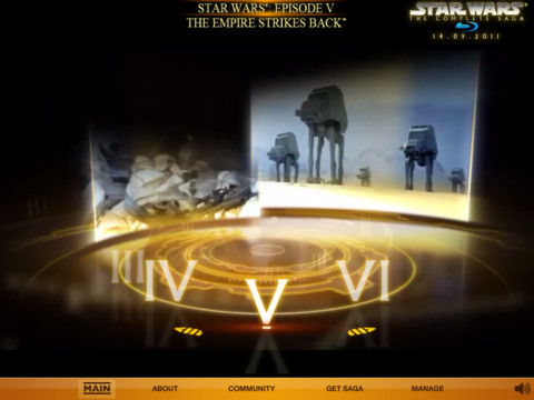 File:Star Wars Blu-ray Early Access main menu.jpg
