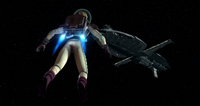 Kenobi space walk