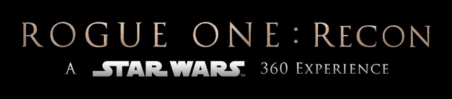 File:Rogue One Recon A Star Wars 360 Experience-Logo.png