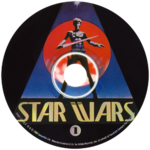 Star Wars Anthology Soundtrack disc 1