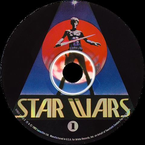 File:Star Wars Anthology Soundtrack disc 1.png